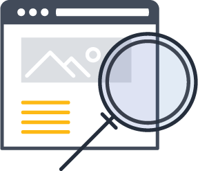 Using structured data markup to describe specific content.